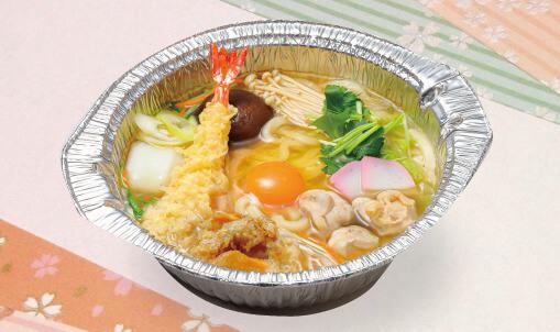 鍋焼きうどん(要加熱)