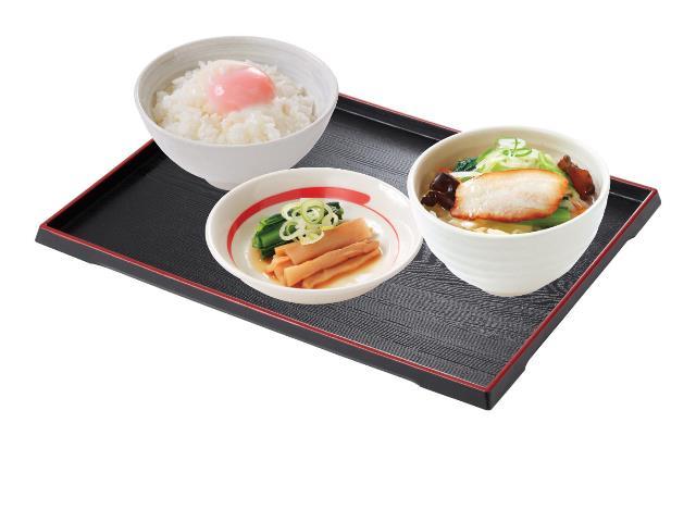 朝定食B(8:00~10:45の販売)