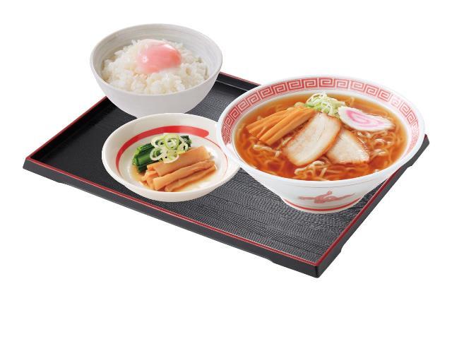 朝定食D(8:00~10:45の販売)
