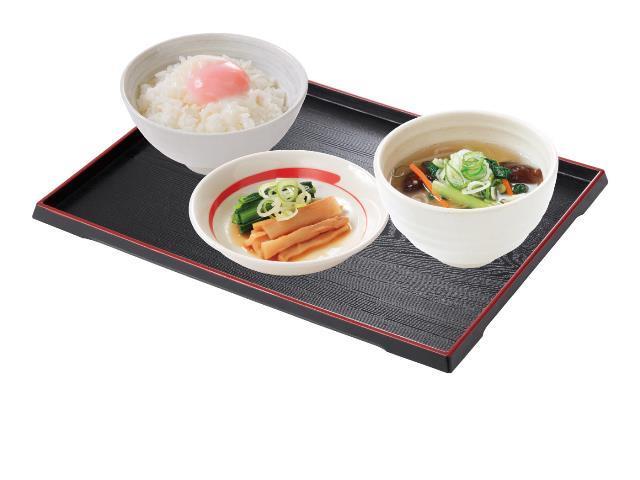 朝定食A(8:00~10:45の販売)