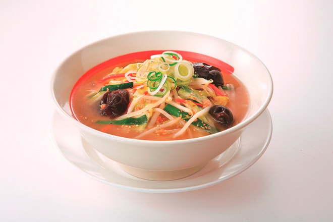 塩味のたっぷり野菜ロカボスープ