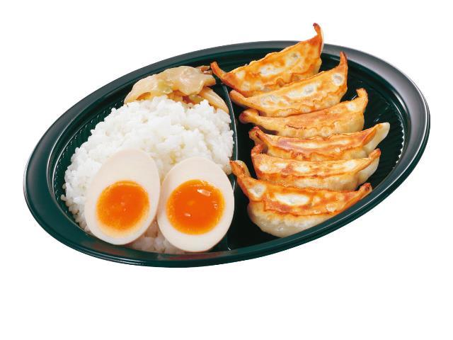 餃子弁当ドリンクセット