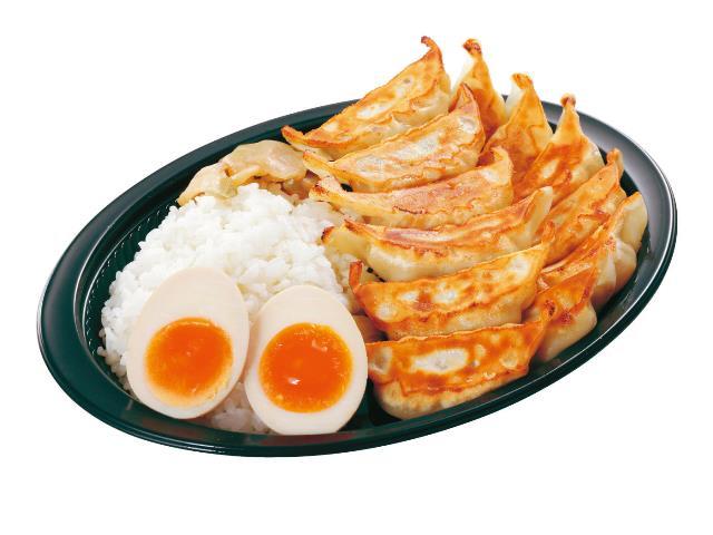 W餃子弁当ドリンクセット