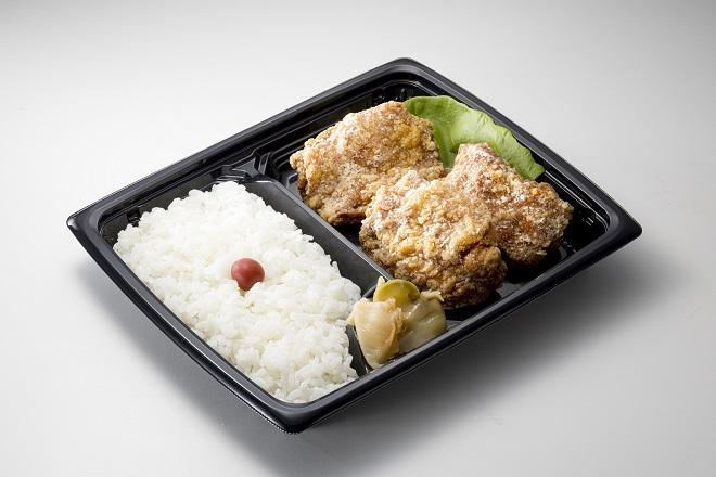 からあげ弁当(醤油味)(11:00~20:00の販売)