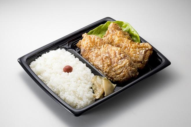 からあげ弁当(味噌味)(11:00~20:00の販売)