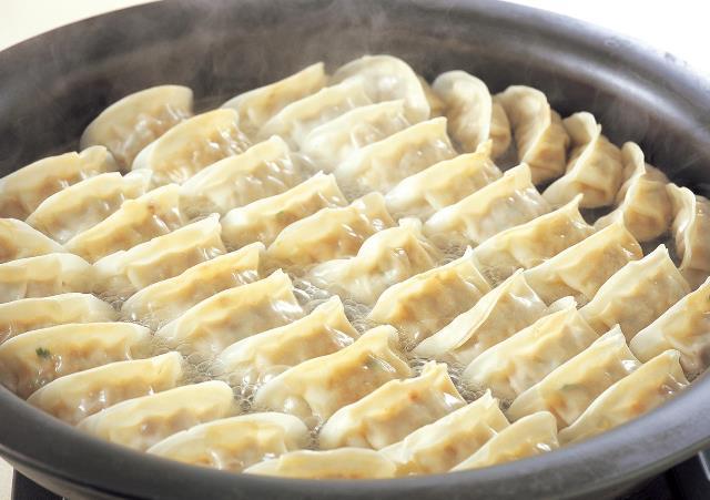 冷凍ベジタブル餃子