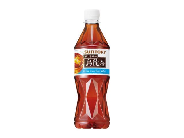 烏龍茶(500ml)