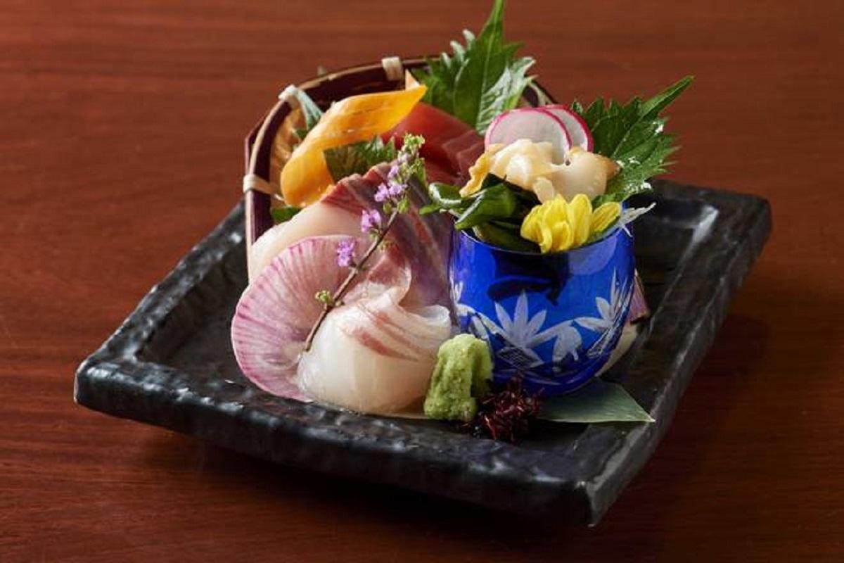 《海鮮》旬のお造り3品盛り