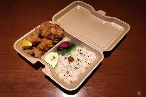 大盛りチョモランマ鶏唐揚げ弁当