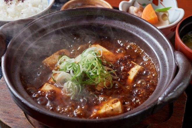 アツアツ麻婆豆腐弁当