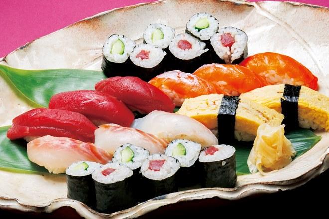 寿司えびす盛り《人気》