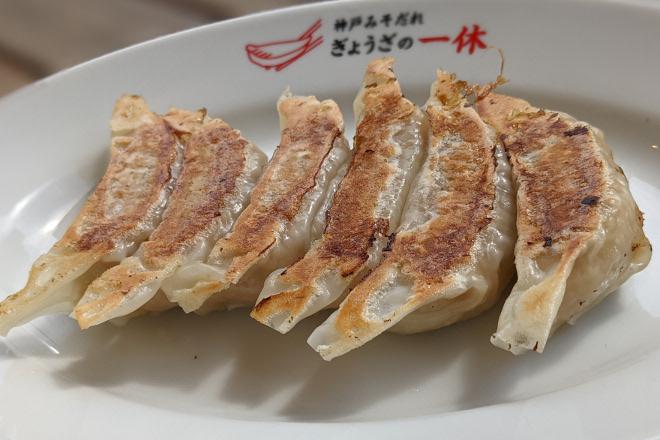 こだわり餃子(6個)
