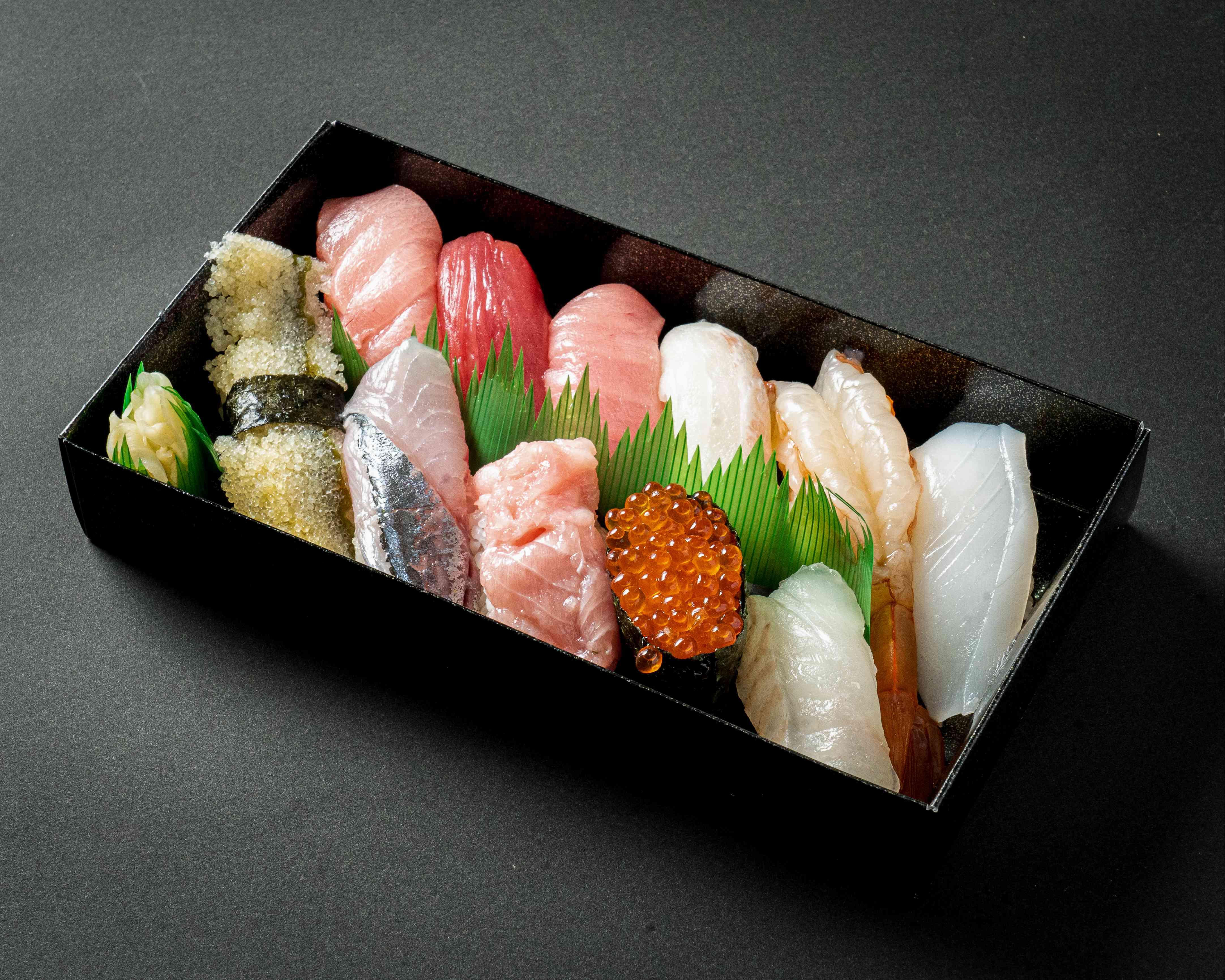 江戸前寿司(一人前)