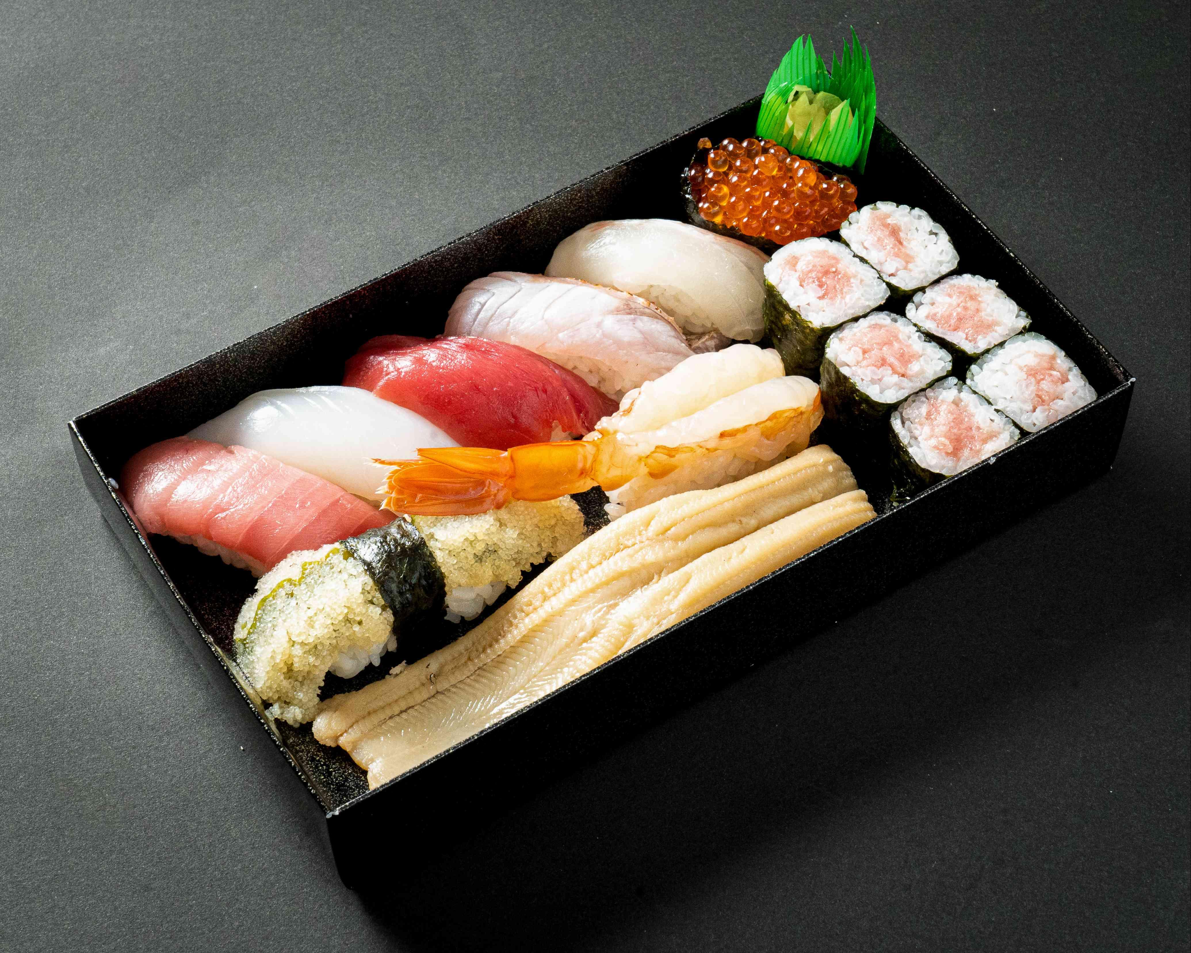特上寿司(一人前)