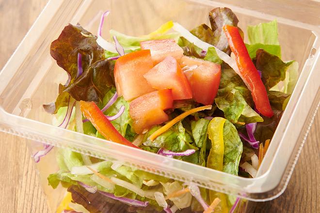 野菜サラダ(ドレッシング付き)