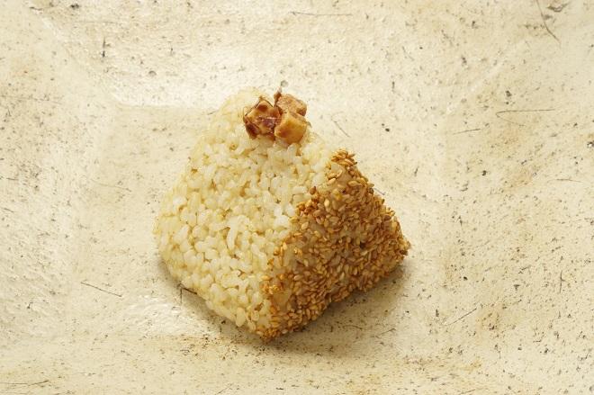 チーズおかか玄米