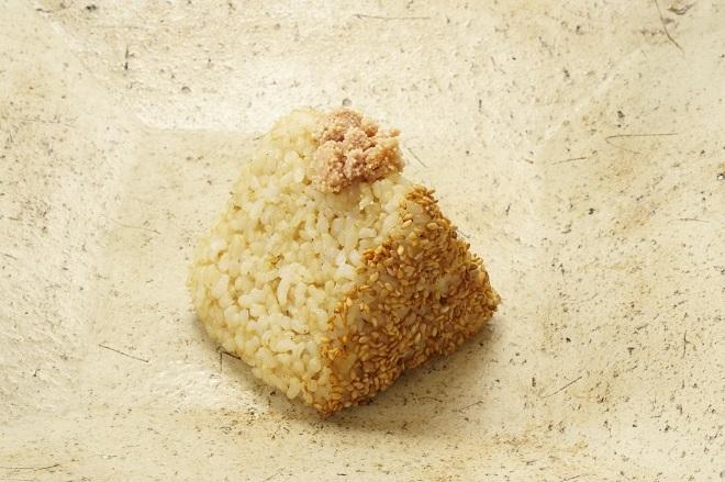 焼きたらこ玄米