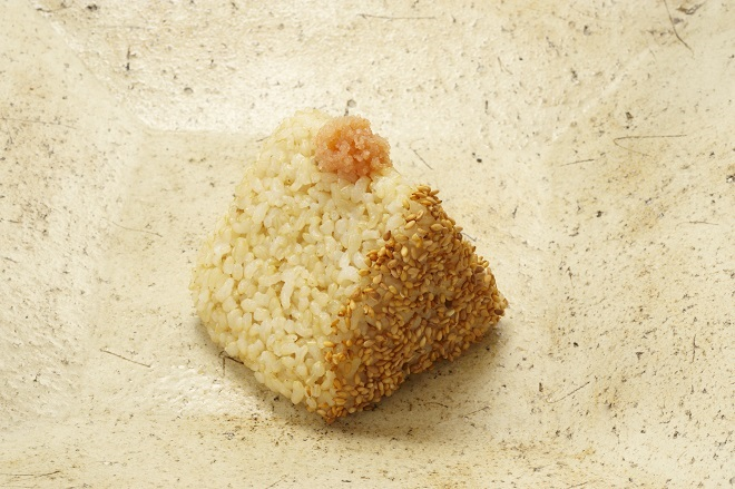 明太子玄米