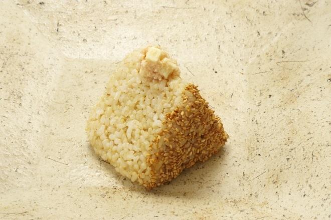 明太チーズ玄米