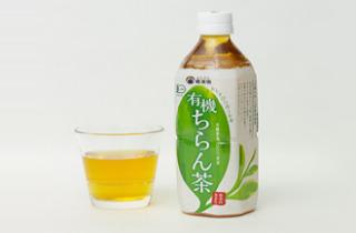 有機ちらん茶350ml
