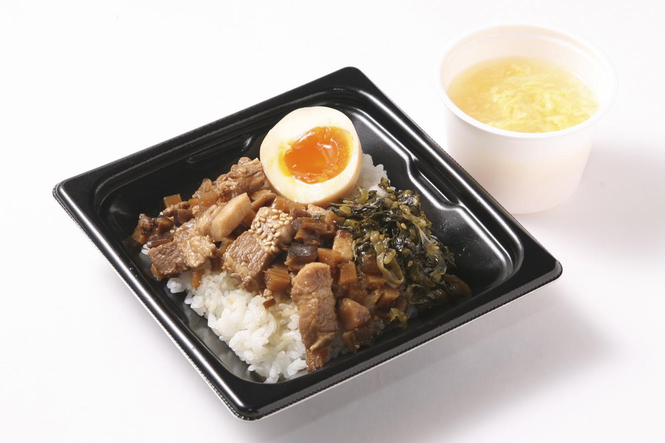 【平日ランチ限定】魯肉飯