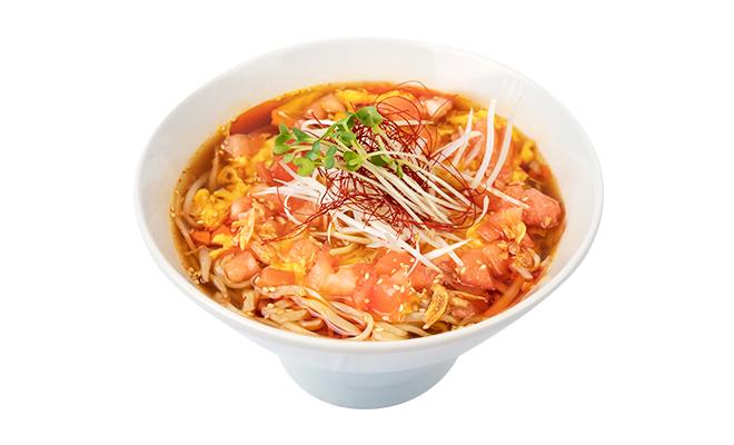 ピリ辛トマト酸辣湯麵(単品)