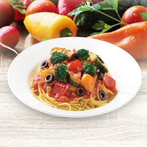 お野菜たっぷりポモドーロ