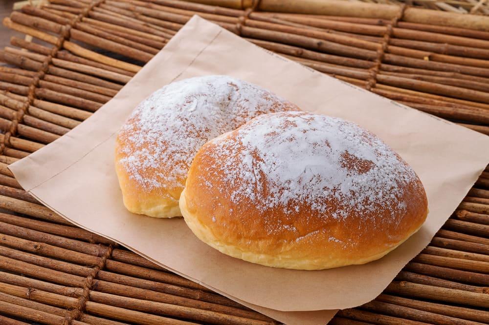 幸せのとろりんクリームパン