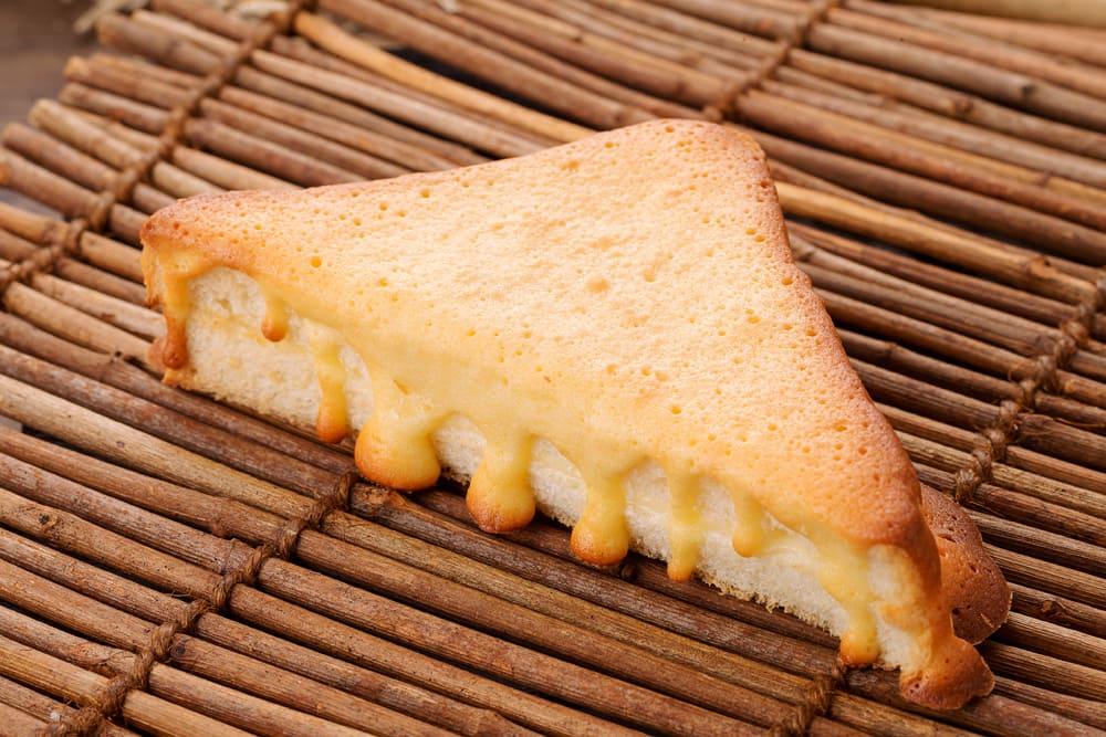 レアチーズサンド