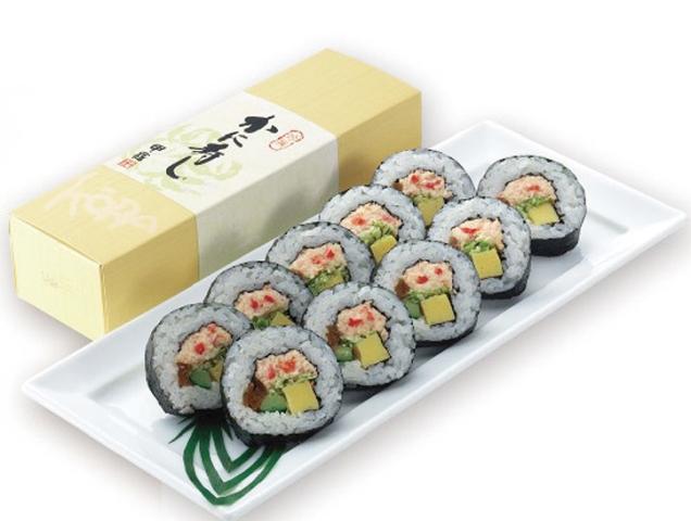 かに太巻寿司1月より販売中止