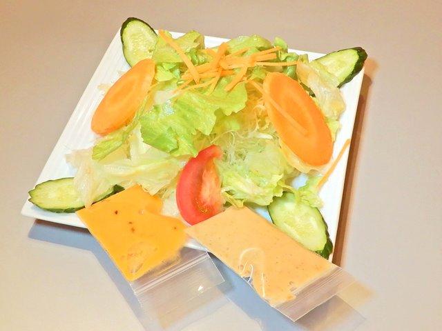 野菜サラダ(Vegetable Salad)