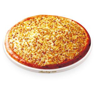 たっぷりコーンピザ