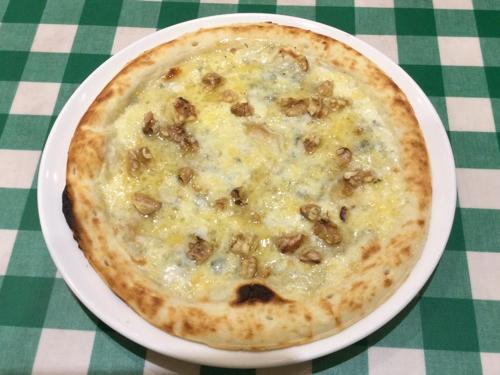 ピザ :  ゴルゴンゾーラはちみつ