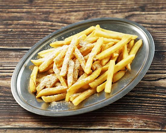 シャカシャカフライドポテト(バター醬油)