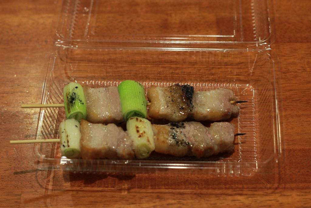 豚ねぎま(1本)