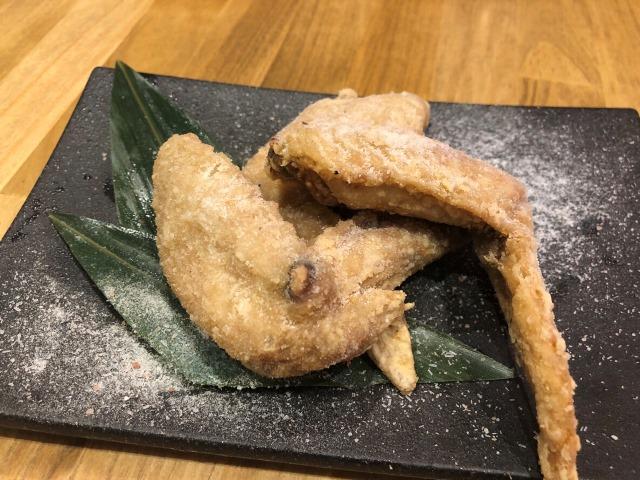 三河揚げ 3本 (塩)