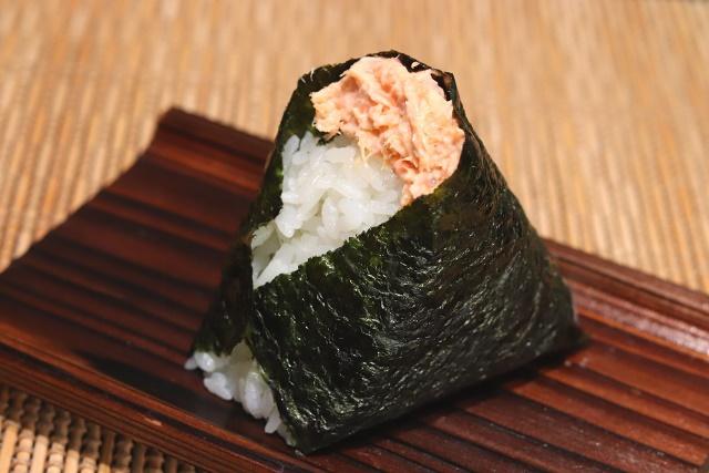 鮭のゆず胡椒マヨネーズ