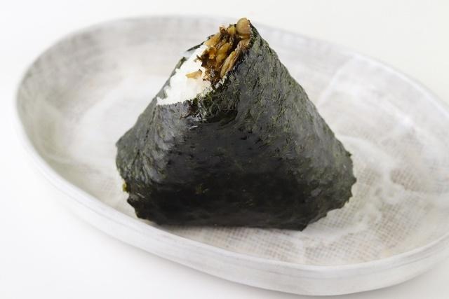 高菜油炒め
