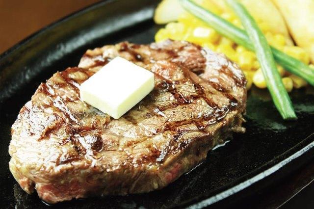 赤身もも肉ランプステーキ弁当