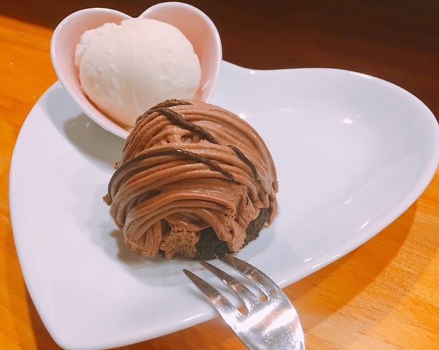 生チョコモンブラン