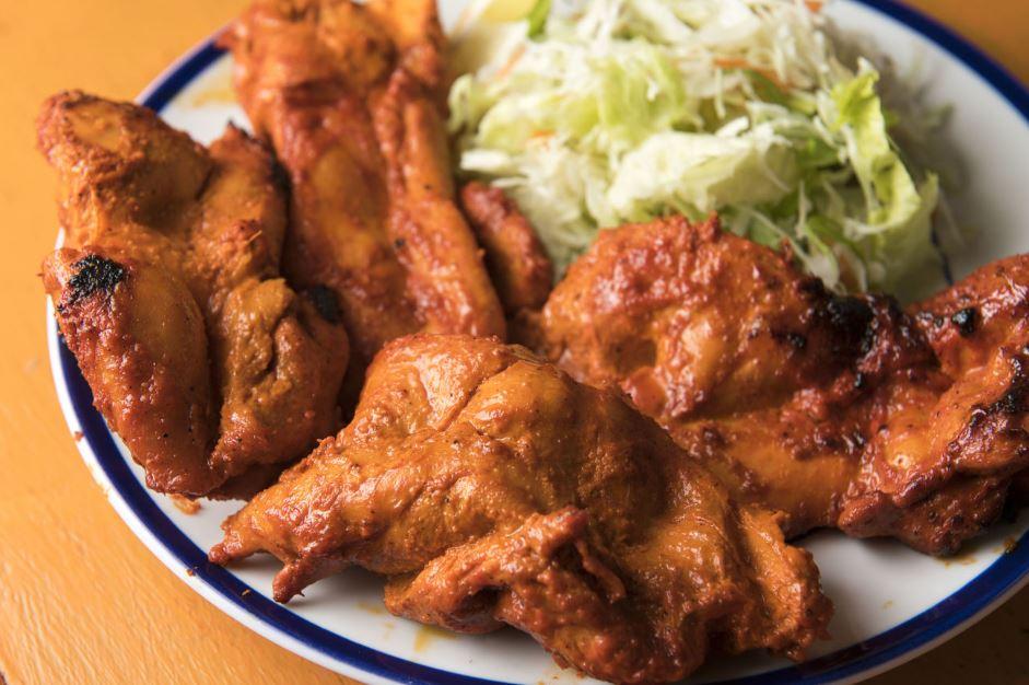 タンドリーチキン(Tandoori Chicken)