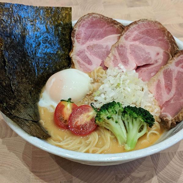 スペシャル冷やし担担麺
