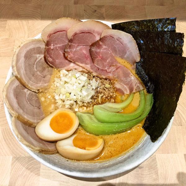 DX担担麺