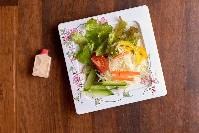朝採りサラダ(小)