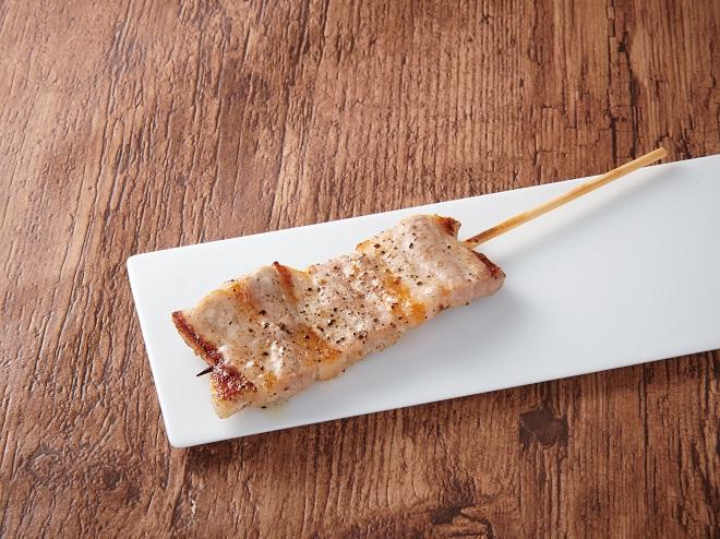 いも豚バラ串1本(タレ)