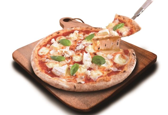 濃厚5種チーズのマルゲリータ