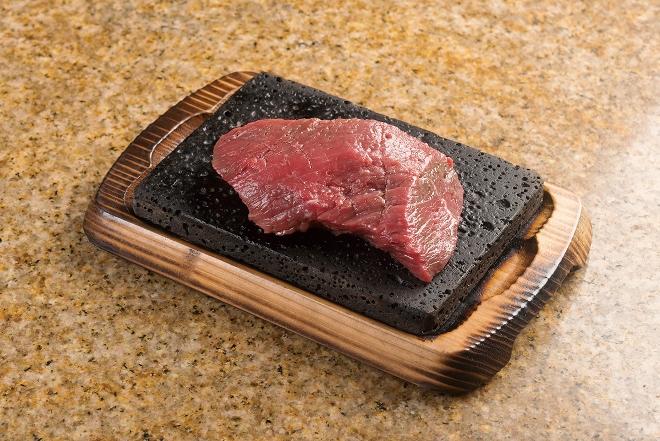 赤身ステーキ弁当