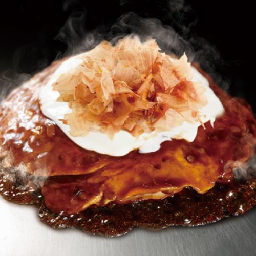 元祖豚モダン (豚肉 / 食品添加物無使用  特製ソース)