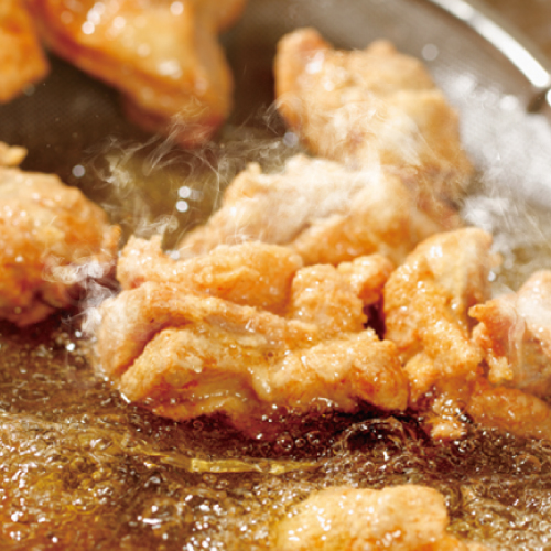 鶏からあげ 塩ガーリック味